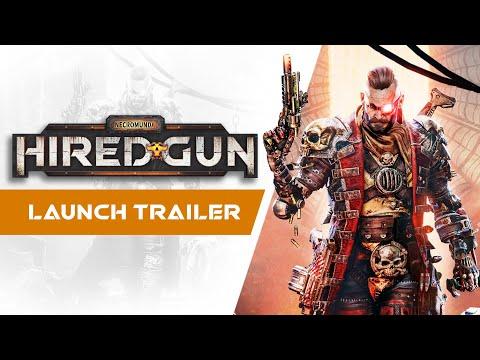 Игра Necromunda: Hired Gun получила первые оценки от критиков