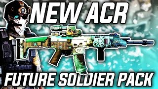 FUTURE SOLDIER PACK | Ghost Recon: Wildlands Future Soldier ACR! (Uplay Store Customization)