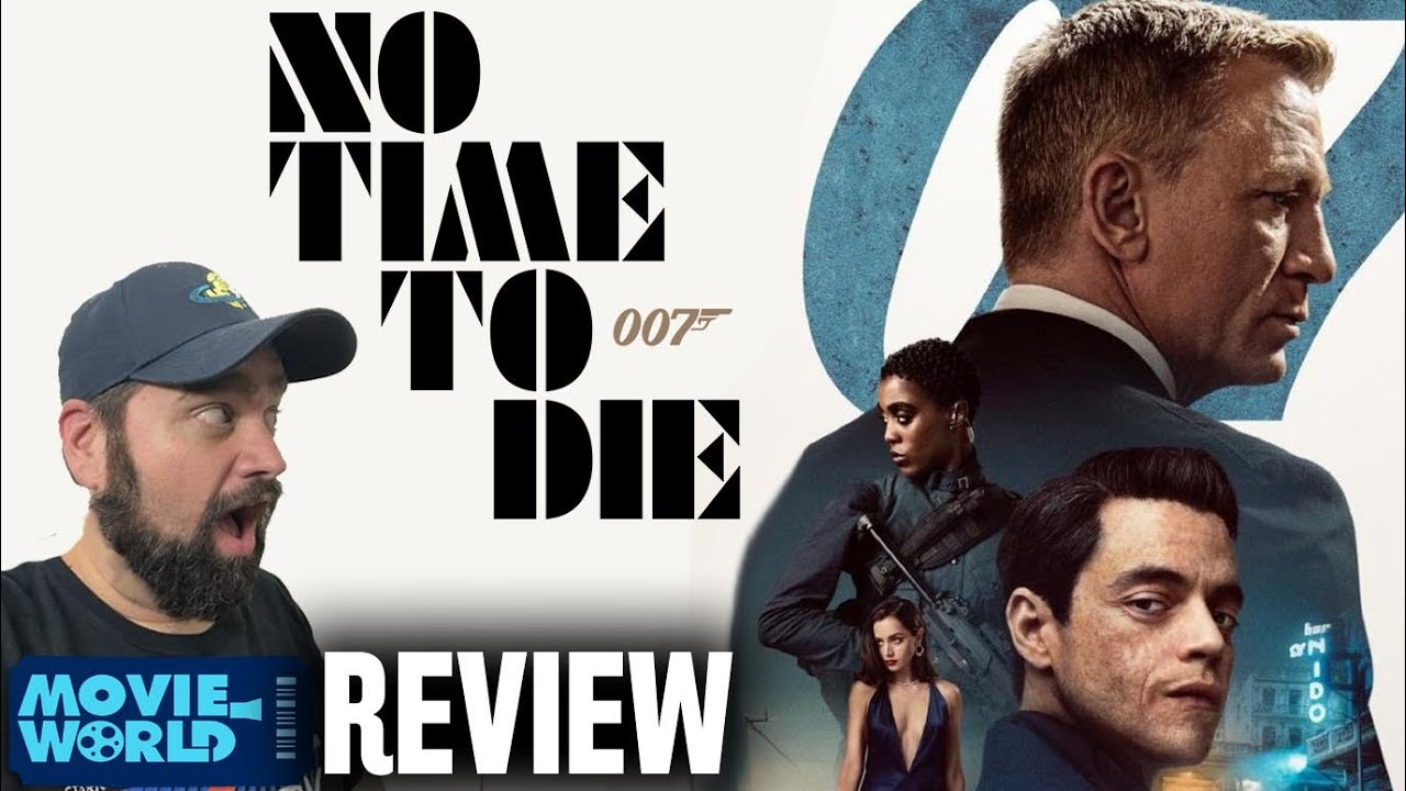 'No Time to Die' Review: His Word Is His Bond