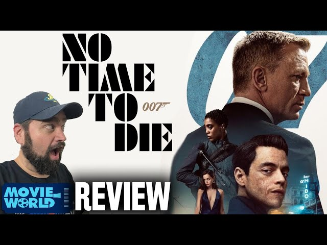 No Time To Die - REVIEW - Best James Bond Yet?!