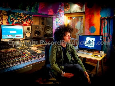 Ben Baptie talks about production at Strongroom Studios