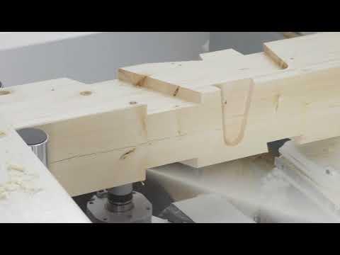 Routech - Oikos CNC-Abbundcenter