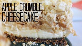 Yolo Food: Apple Crumble Cheesecake