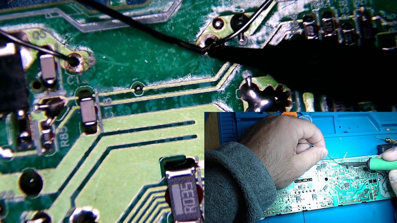 PS4 Slim Power Supply Repair (Part 1)