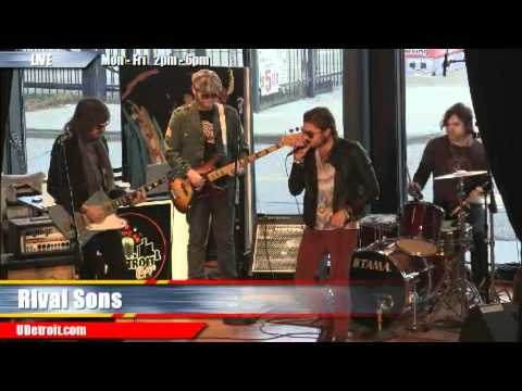 Save Your Soul for Me - Rival Sons live@ UDetroit