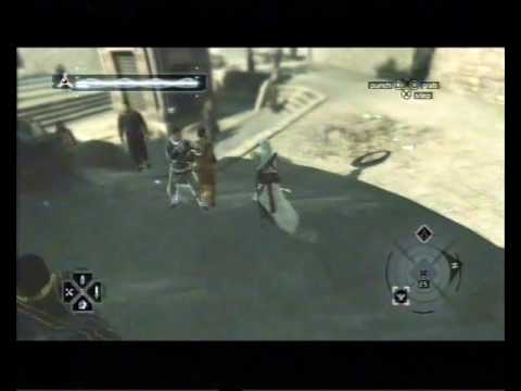 Assassin's Creed, Career 132, Jerusalem, Rich District, Viewpoint 9