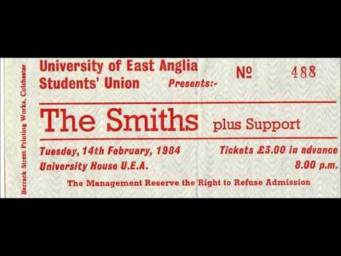 The Smiths : Radio Norfolk interview