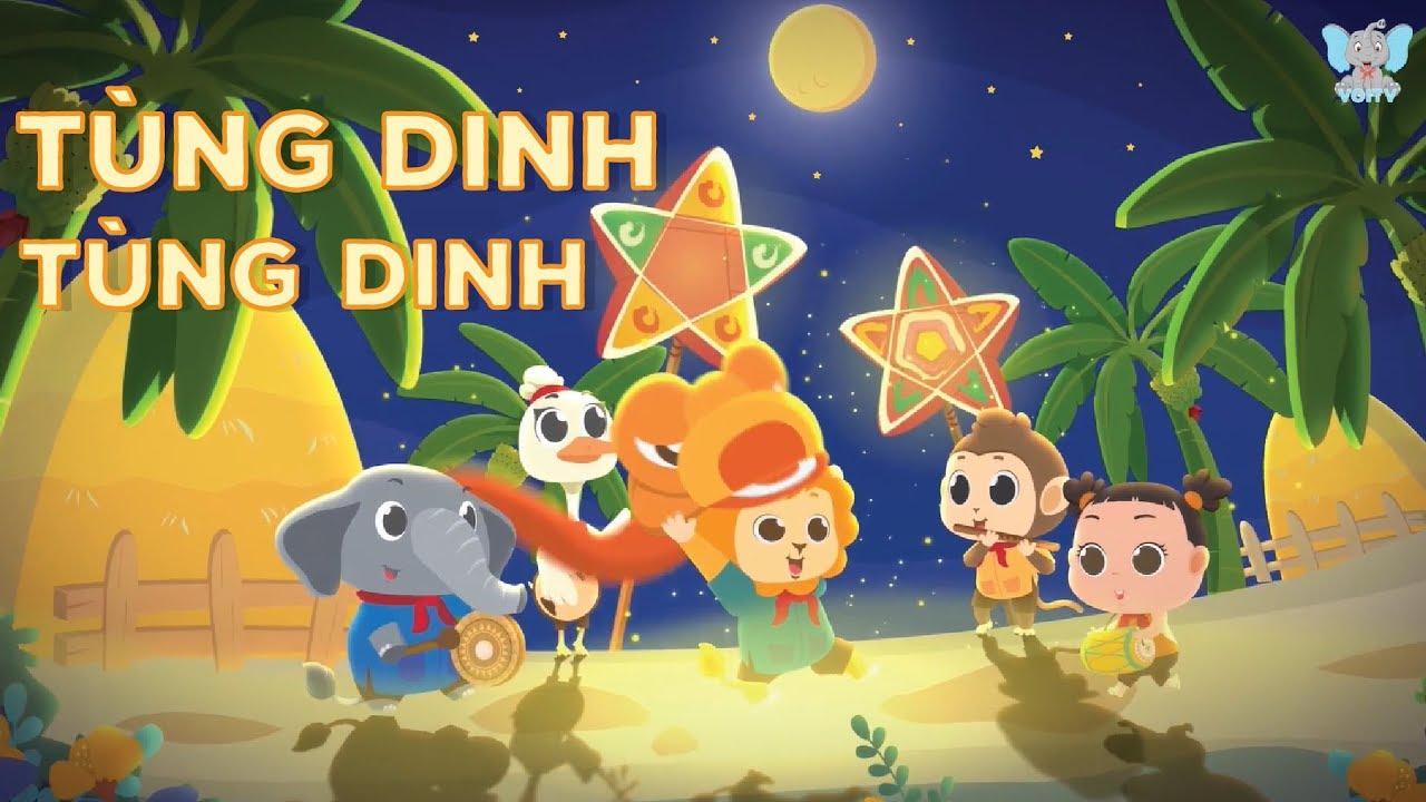 image Tùng Dinh Tùng Dinh | Nhạc Trung Thu Hay | Nhạc Thiếu Nhi Hay | Voi TV