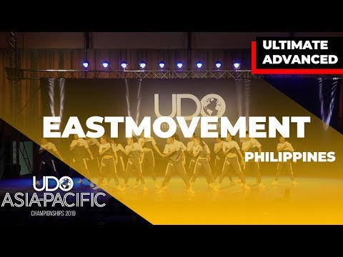 Eastmovement | Ultimate Advanced | UDO Asia-Pacific Champion