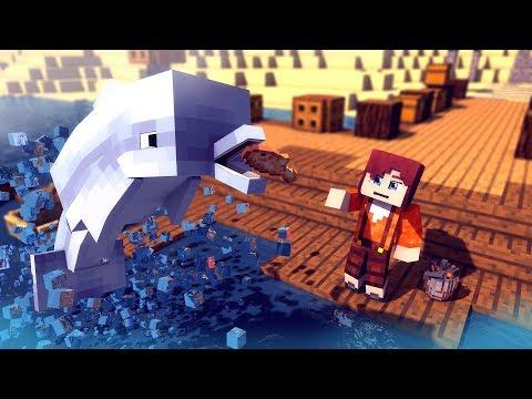 Dolphin   Minecraft Animation