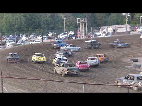 Grand Rapids Speedway ENDURO Race-Sept 2018-1st SEGMENT-