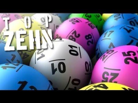 10 Dinge, die wahrscheinlicher sind als ein 6er im Lotto!