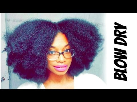 how-to-blow-dry-(tension-method)-natural-hair