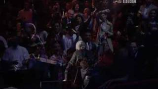 Ebi kolbeh @ Royal albert hall 2010 BBC persian London