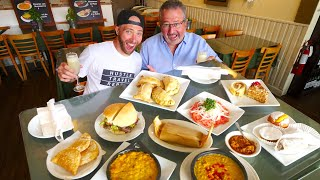 Chilean Street Food in Miami - Pastel de Choclo, Humitas & Torta Mil Hojas | West Dade