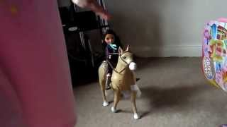moxie girlz walking horse first time use