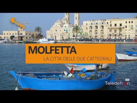 PUGLIA, PORTA D'ORIENTE - 12 - MOLFETTA: LA CITTA' DELLE DUE CATTEDRALI