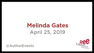 Melinda Gates | The Moment of Lift: How Empowering Women Changes the World