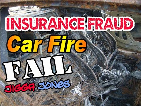 Burned Car- Insurance Fraud Gone Wrong- Jigga Jones Guru of The Ghetto