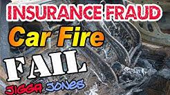 Burned Car- Insurance Fraud Gone Wrong- Jigga Jones Guru of The Ghetto
