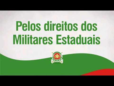 Pelos direitos dos Militares Estaduais