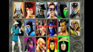 Mortal Kombat 2 - Hack