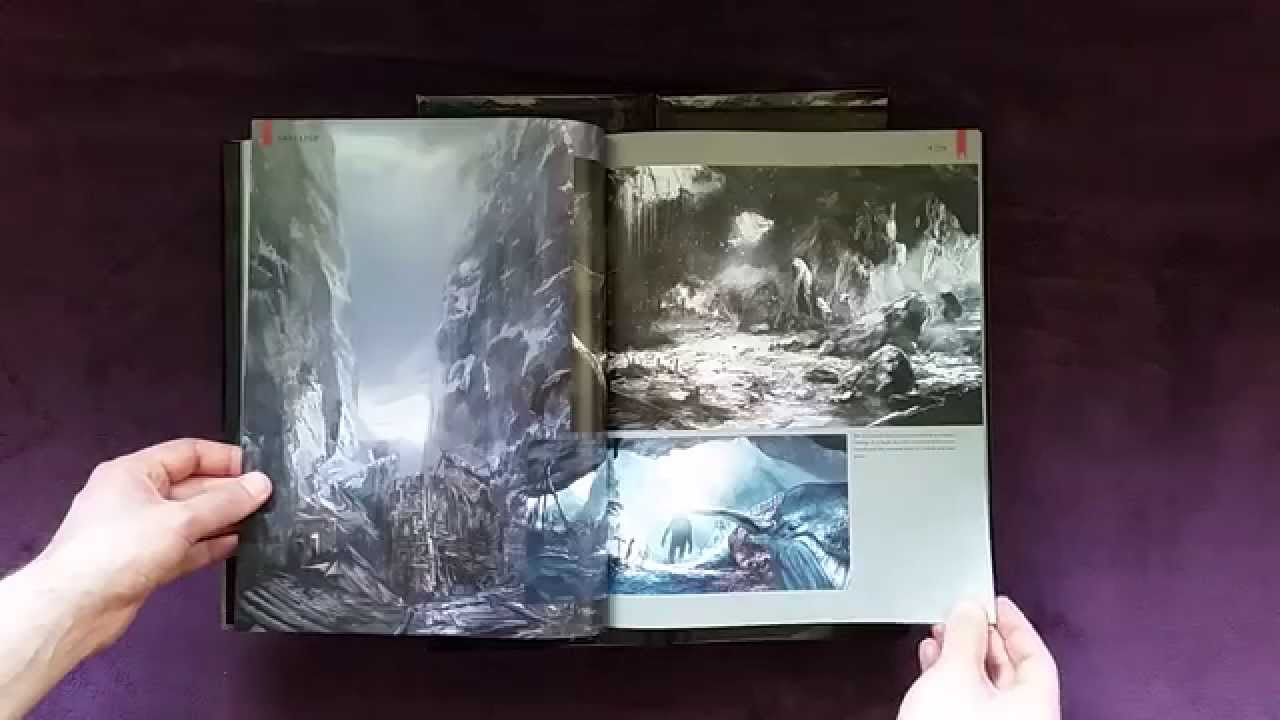 The Witcher 3 Art Book Pdf