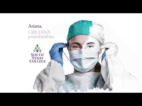 South Texas College - Ariana. Surgeon in the making - SPANISH