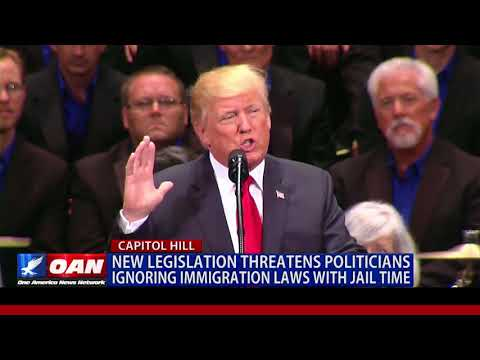 New Legislation Threatens Politicians Ignoring Immigration Laws with Jail Time