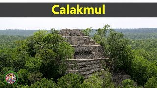 Best Tourist Attractions Places To Travel In Mexico | Calakmul Destination Spot