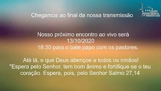 Live IPH 13/10/2020 - Culto vespertino