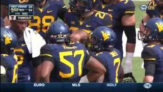 NCAAF 2014 Week7 West Virginia at Texas Tech 1080p