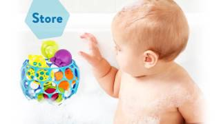 Oball H2O Bath Toy Collection