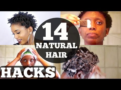 14-natural-hair-hacks-every-one-should-know