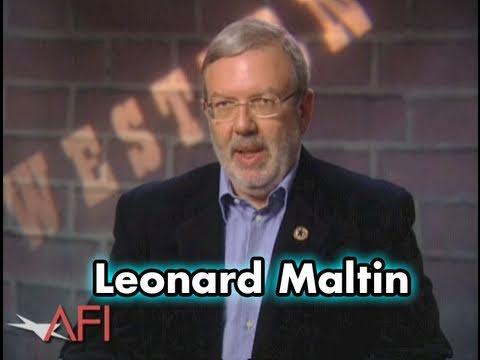 Leonard Maltin On SHANE