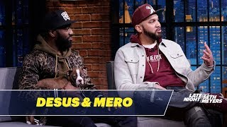 Desus and Mero Had a Run-In with Police While Interviewing Alexandria Ocasio-Cortez in D.C.