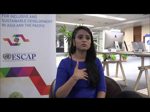 Voices from the Fifth Asia-Pacific Trade and Investment Week: Shriya Damani