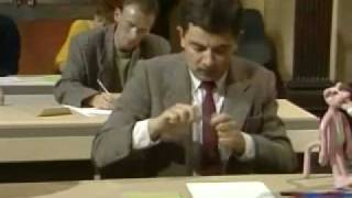 Mr  Bean   El examen COMPLETO