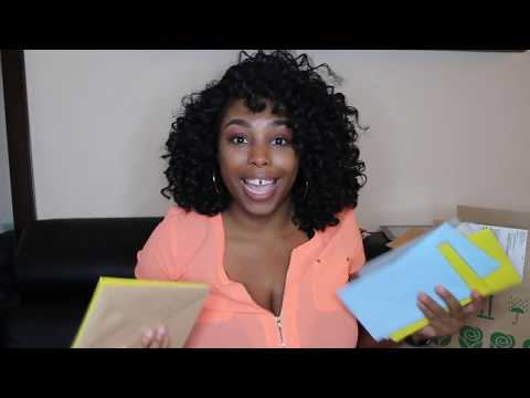 American Greetings Unboxing - Card Collection
