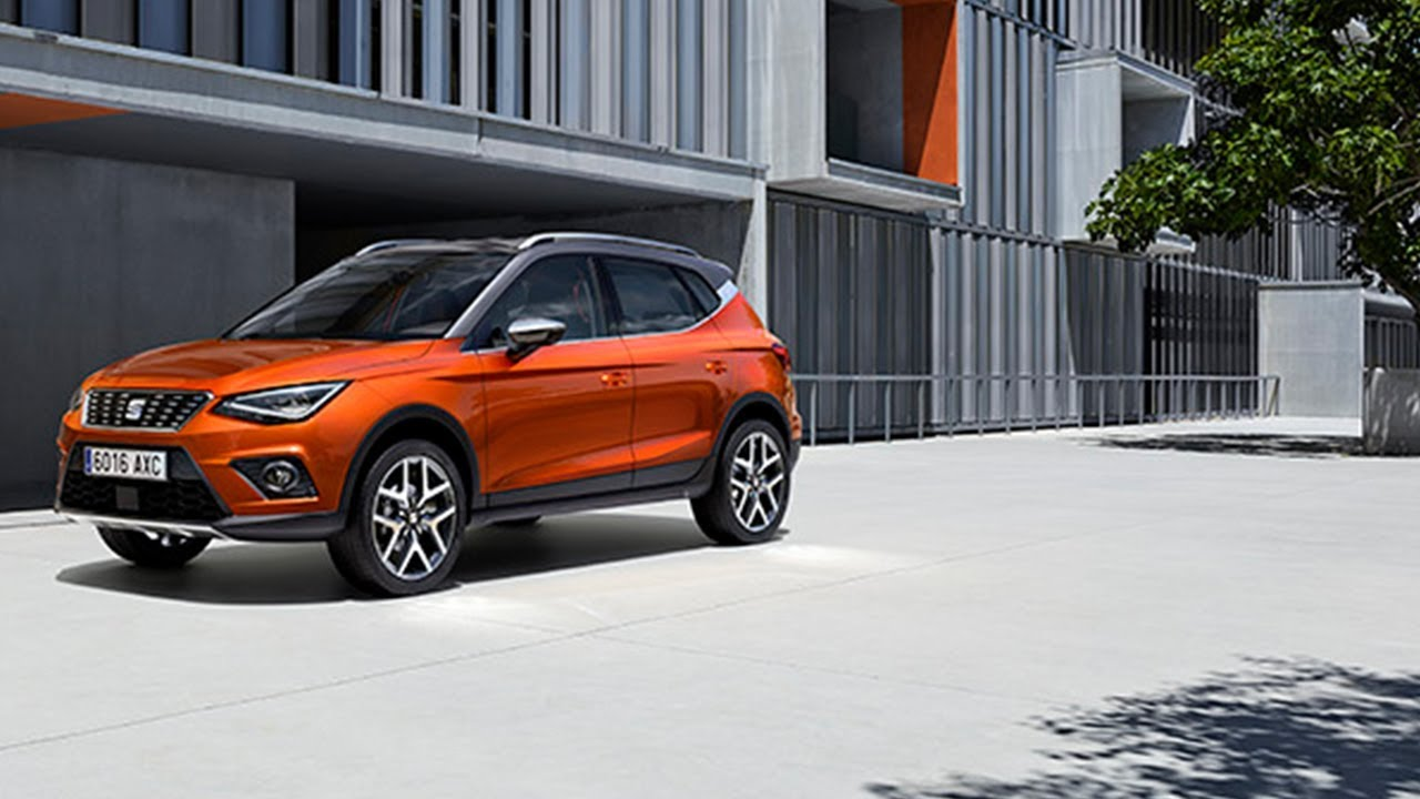 SEAT Arona. Do your thing. | SEAT