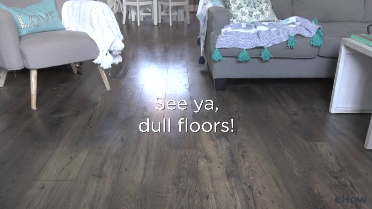 Homemade Floor Polish Recipe To Re Shine Wood
