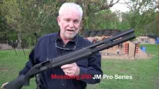 Mossberg 930 JM Pro Shotgun Shooting