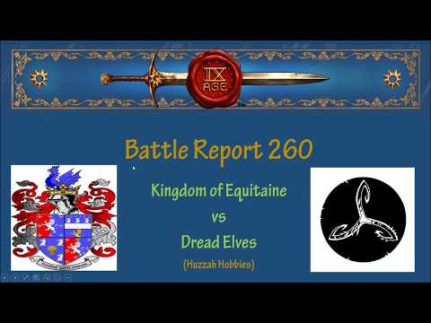 The 9th Age Battle Report 260
