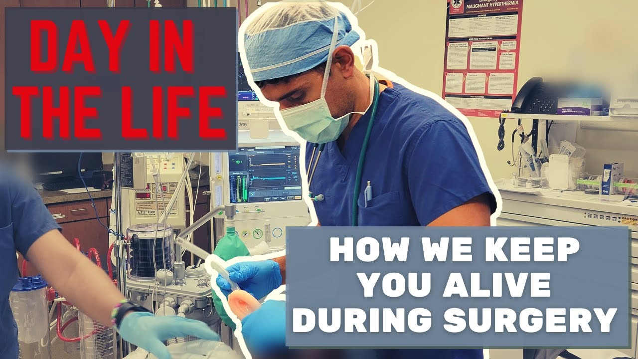 Day in the Life of a Stanford/Harvard-Trained Anesthesiologist: How We Keep You Alive During Surgery