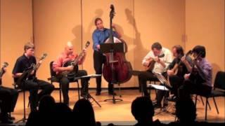 Grooves #1 by Owen Hartford, Syzygia Mandolin Ensemble