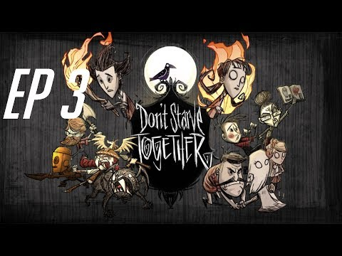 DON'T STARVE TOGETHER - INVIERNO, VAYA RISAS xD EP 3