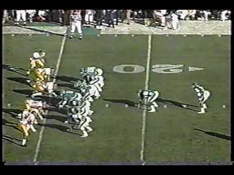 1988 Rose Bowl Michigan State vs. Southern California ...