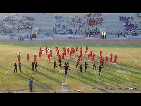 McCormick High School Marching Band