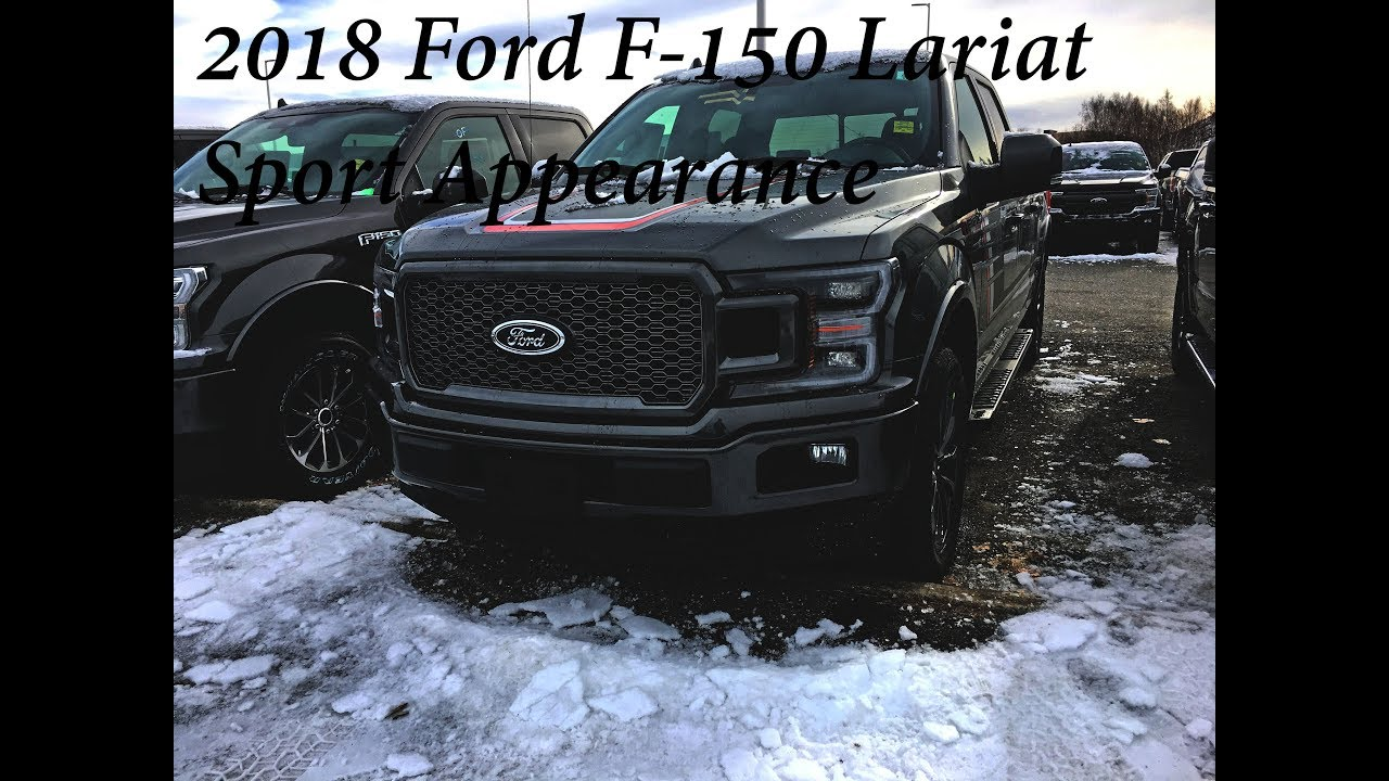 2017 Ford F 150 Lariat >> 2018 Ford F-150 Lariat Special Edition Package Features ...