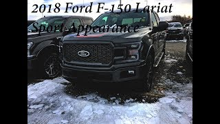 2018 Ford F-150 Lariat Special Edition Package Features, Technology, Exhaust